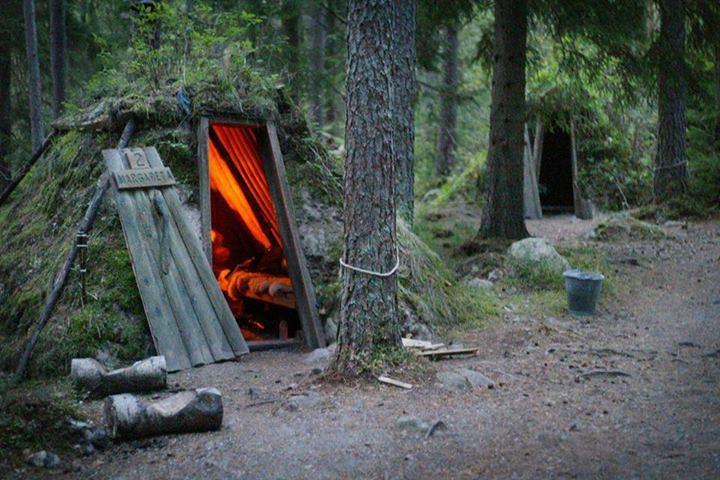 Unique Hotel Room in Sweden