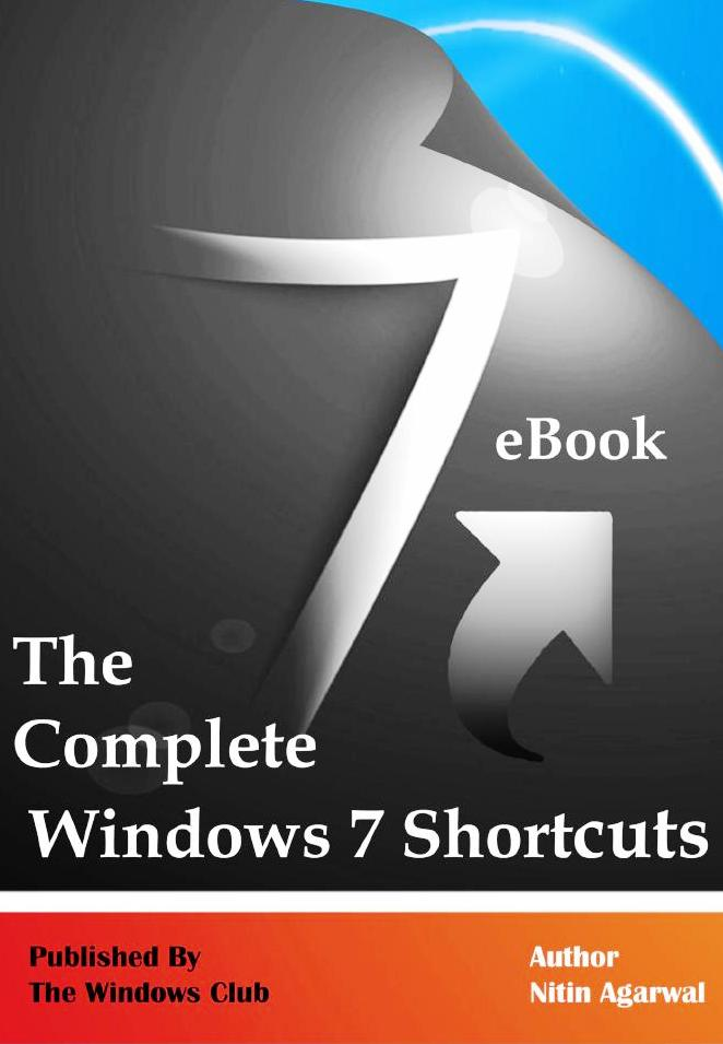 The Complete Windows 7 Shortcuts eBook