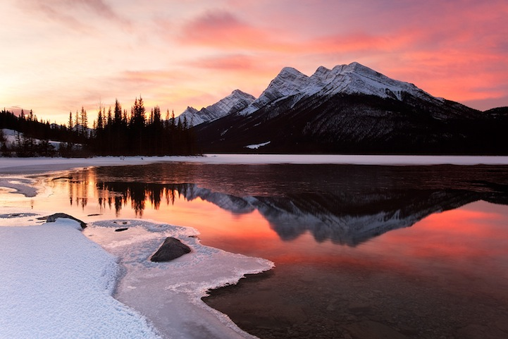 Canadian Landscapes Photography by Wayne Simpson 1