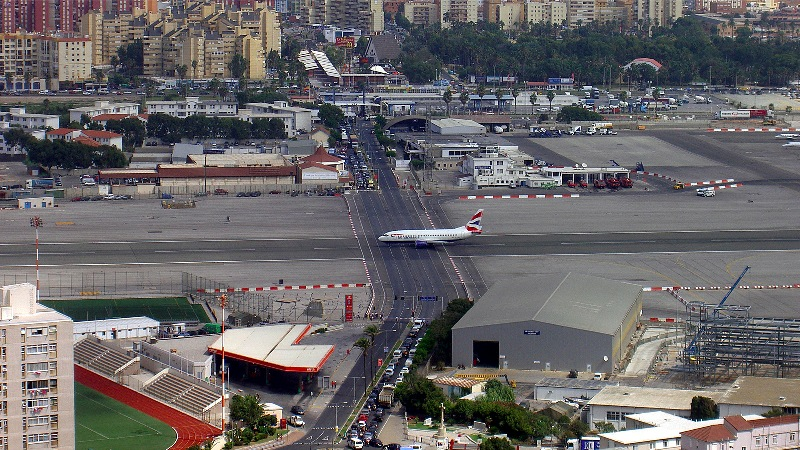 Gibraltar International Airport
