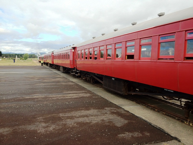 Gisborne Airport Railway Line Intersecting the Runway in New zealand 8