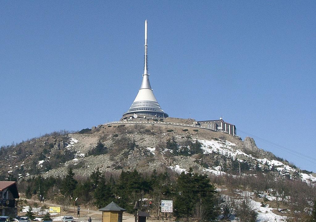 Jested Tower Hotel in Czech Republic 1