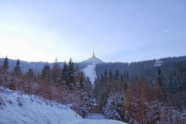 Jested Tower Hotel in Czech Republic 6