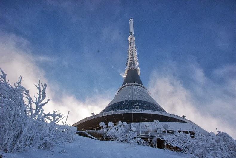 Jested Tower Hotel in Czech Republic 8