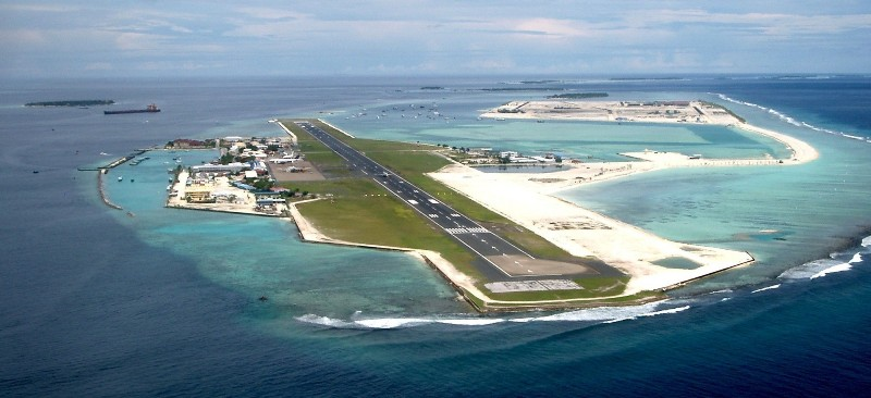 Malé Airport, Maldives