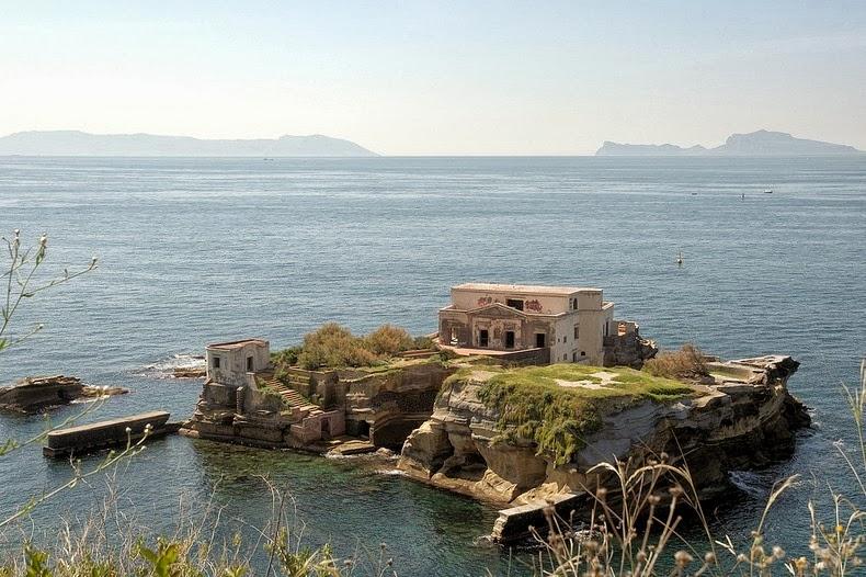 The Cursed Island of Gaiola Italy 3