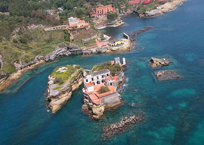 The Cursed Island of Gaiola Italy 5