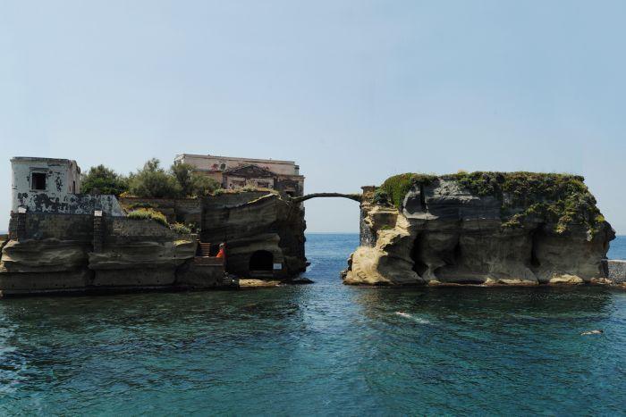 The Cursed Island of Gaiola Italy 8