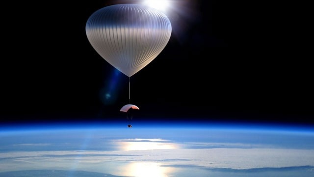 United States Company offering Space Travel of 30 km-high balloon flights