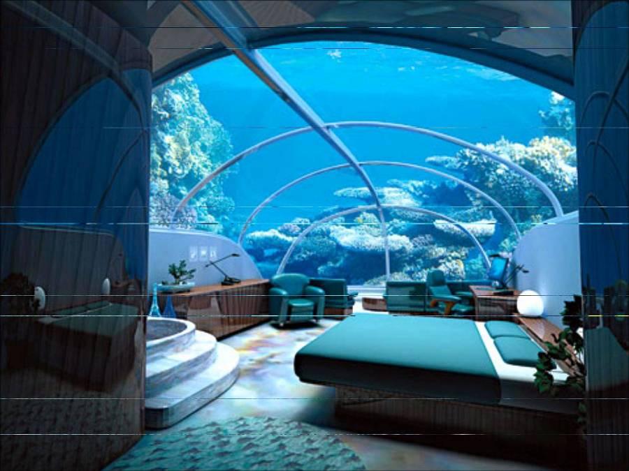 Hydropolis Underwater Hotel Dubai Charismatic Planet