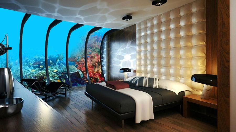 If you wanted to see most thrilling and exciting views then Underwater Hotel Dubai is perfect place for you.