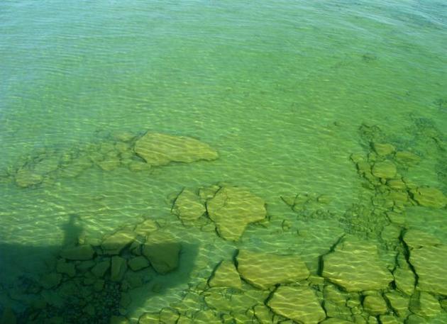 Lake Huron in USA 8