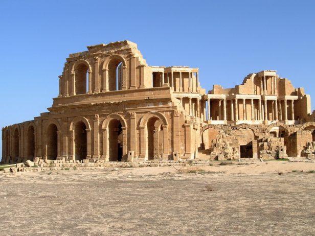 Leptis Magna Roman Ruins of Libya 30