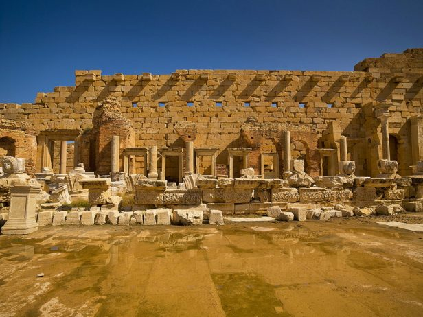 Leptis Magna Roman Ruins of Libya 31