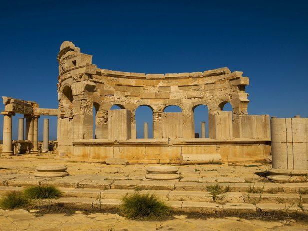 Leptis Magna Roman Ruins of Libya 35