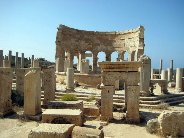 Leptis Magna Roman Ruins of Libya 4
