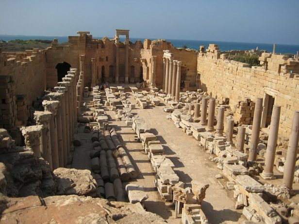Leptis Magna Roman Ruins of Libya 47