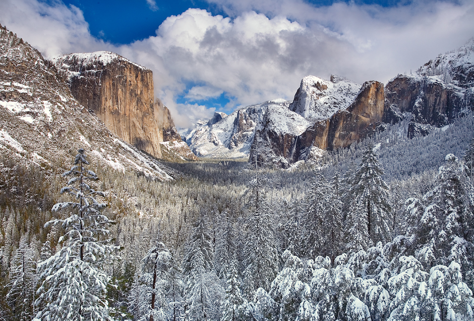 Yosemite valley, California, USA. 13