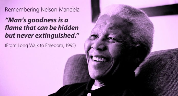 All Time Great Quotes Of Nelson Mandela Charismatic Planet