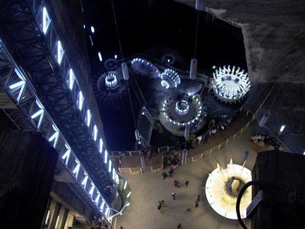 Salina Turda Salt Mines transform to History Museum3