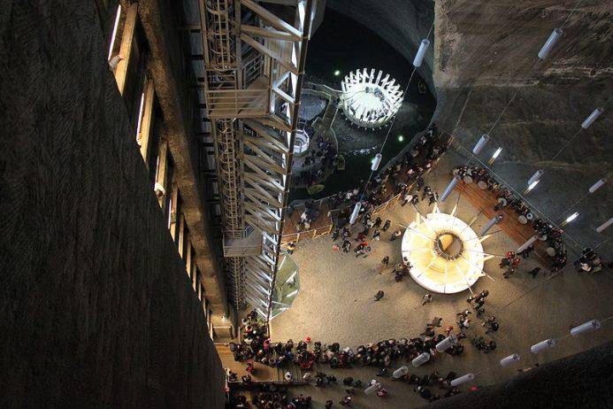 Salina Turda Salt Mines transform to History Museum4