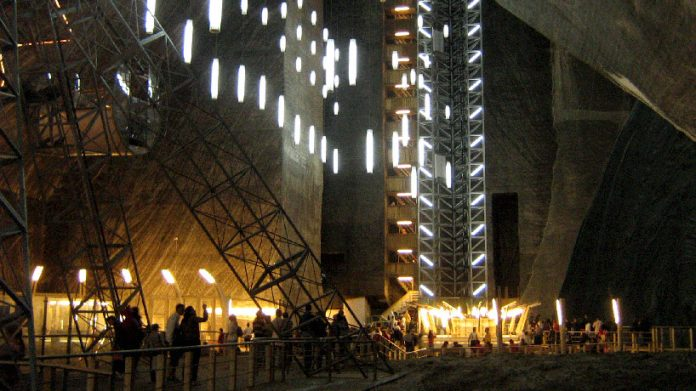 Salina Turda Salt Mines transform to History Museum8