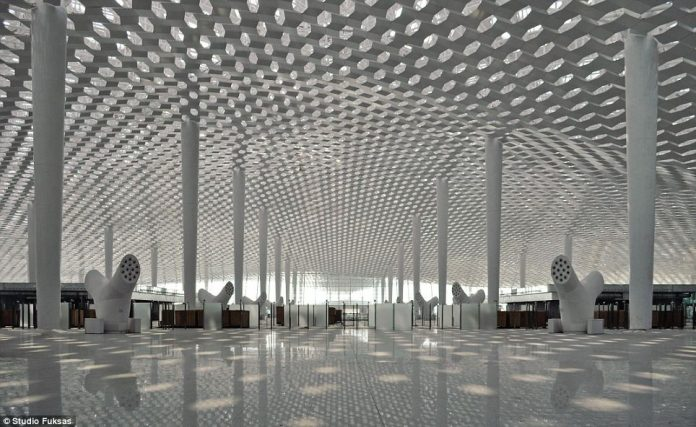 Shenzhen Flashy New Airport Terminal11