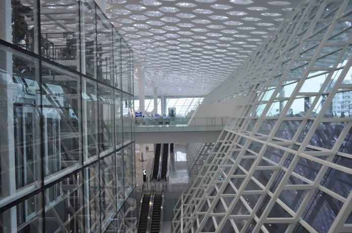 Shenzhen Flashy New Airport Terminal15