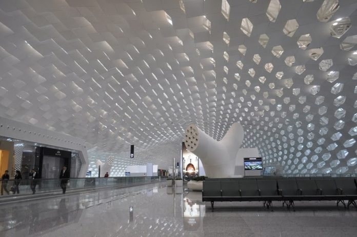 Shenzhen Flashy New Airport Terminal17