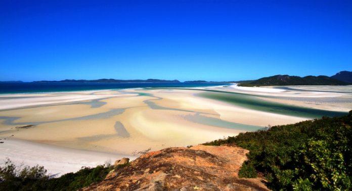 White Sandy Beaches Australia 11