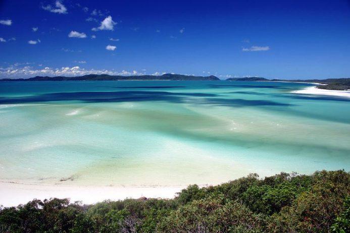 White Sandy Beaches Australia 13