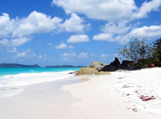 White Sandy Beaches Australia 17