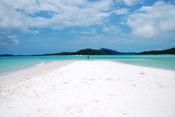 White Sandy Beaches Australia 18