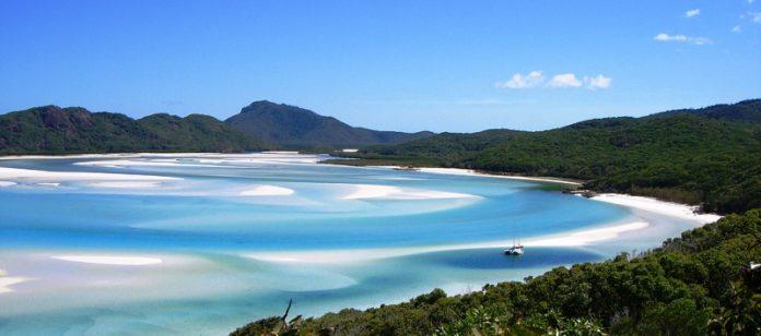 White Sandy Beaches Australia 20