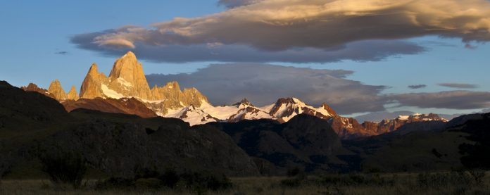 "Breathtaking Natural Mountain ""Fitz Roy"" is a Popular Tourists Destination at the border of Argentina and Chile. 14"