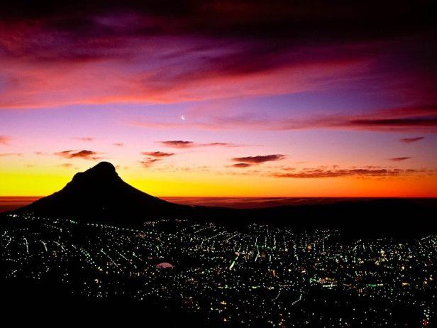 The Quot Lion Head Quot Cape Town South Africa Charismatic Planet