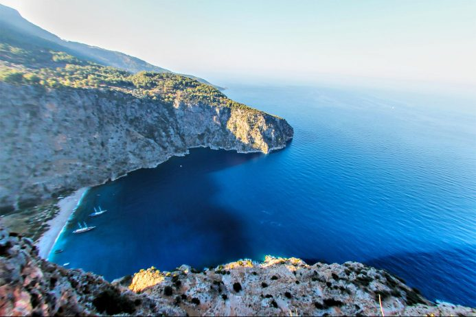 Butterfly Valley is one of best place to have holidays in Turkey - Charismati...