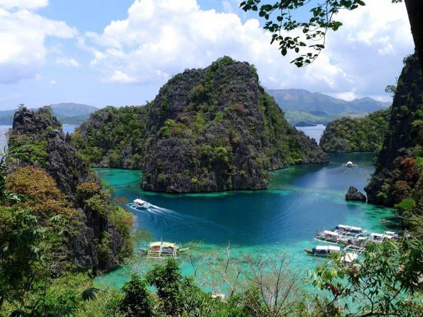 Paradise In Coron Palwan Philippines Charismatic Planet