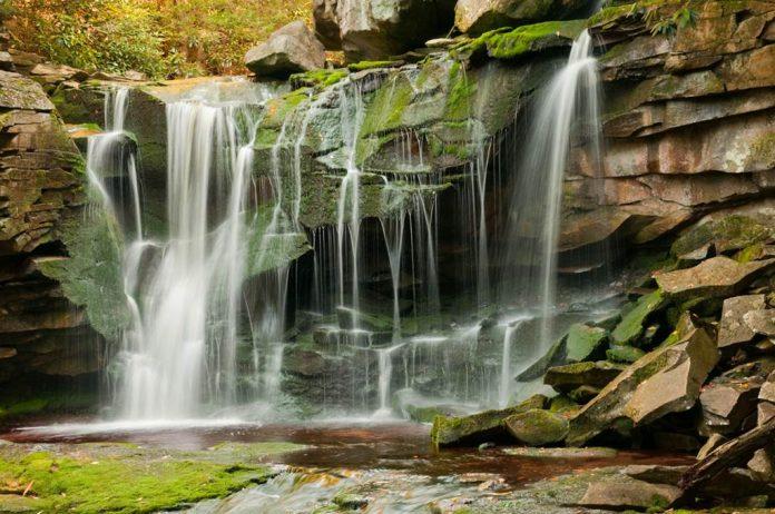 Elakala Falls Virginia