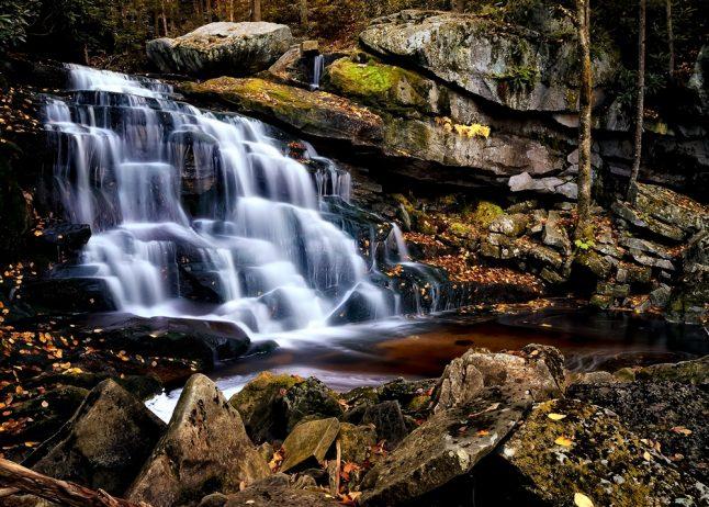Elakala Falls Virginia17