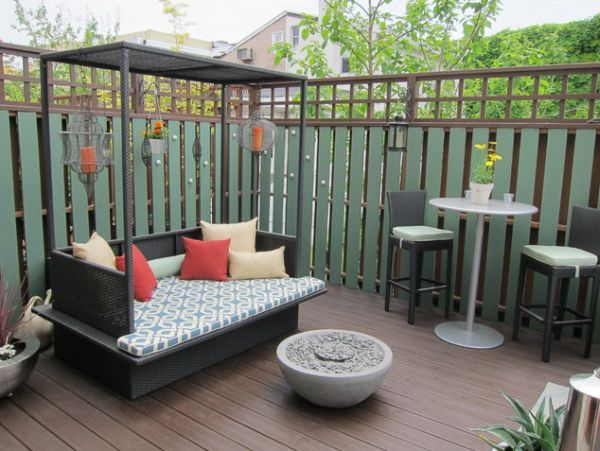 Outdoor Beds That Offer Pleasure, Comfort And Style1