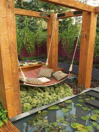 Outdoor Beds That Offer Pleasure, Comfort And Style14