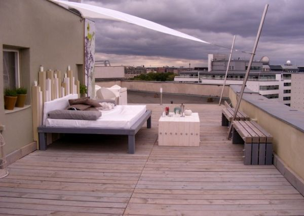 Outdoor Beds That Offer Pleasure, Comfort And Style9