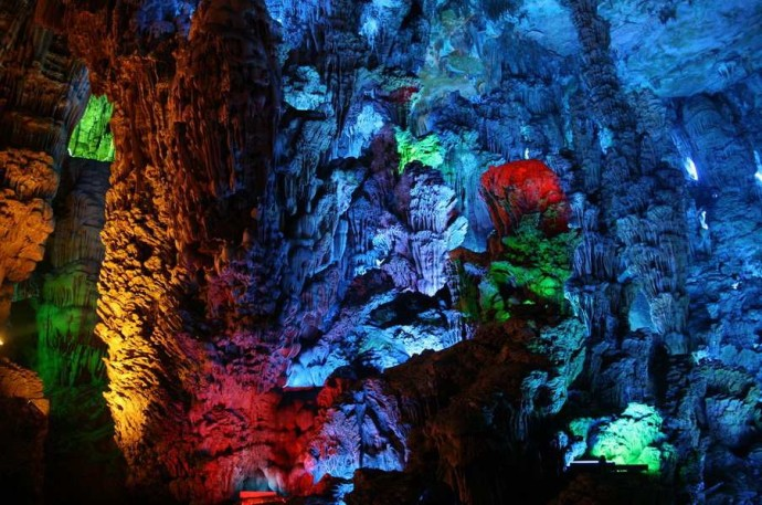 Reed Flute Cave China10