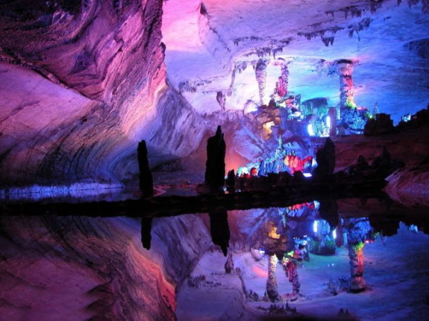 Reed Flute Cave China22