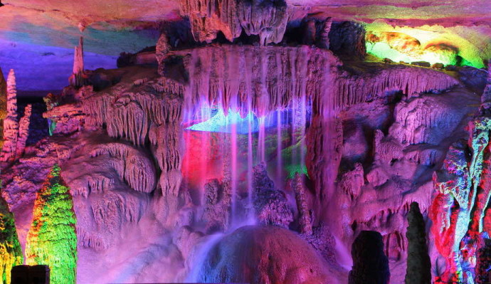 Reed Flute Cave China25