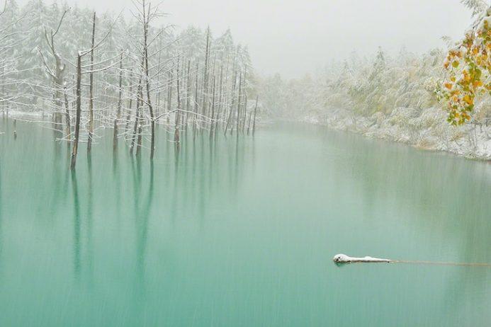 Blue Pond Haikkaido Japan18