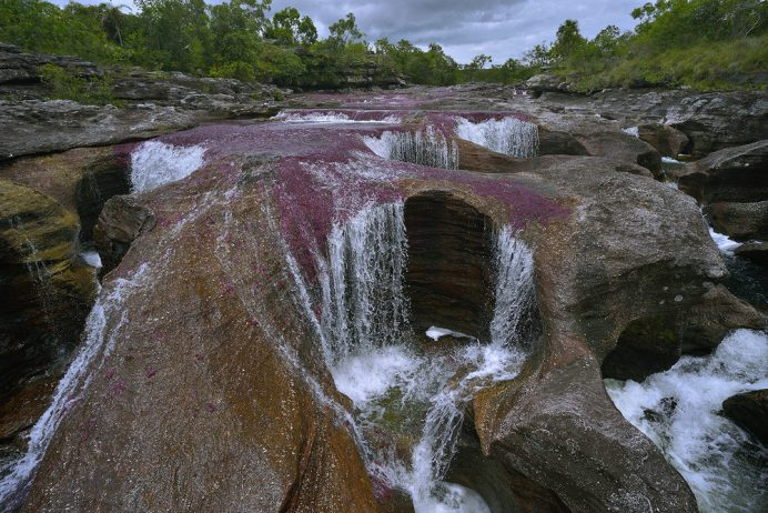 Cano Cristales a small river6