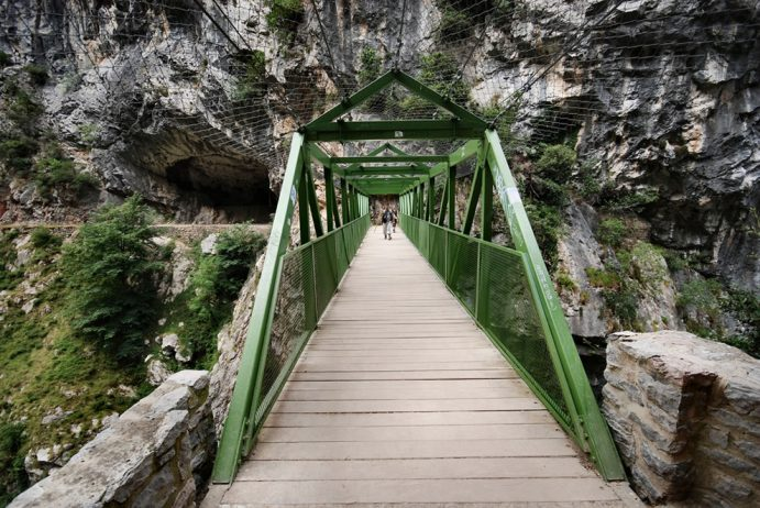 Cares Gorge Trail Adventure is one of the Most Fine-looking Hikes in Spain29