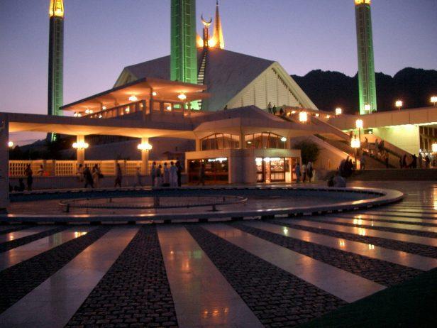 Faisal Masjid Pakistan